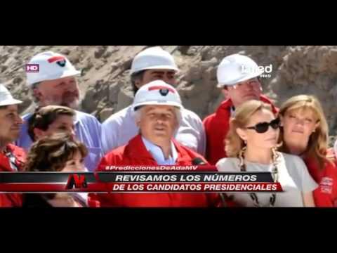 La tarotista Ada Castro le sacó las cartas a Sebastián Piñera