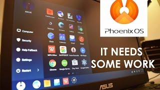 Software Sunday EP5: Phoenix OS Brings Android to the Desktop ..... Again
