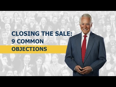 Closing the Sale: 9 Common Objections