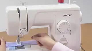 видео Электромеханическая швейная машинка Brother M-14 Brother-Friends.Ru