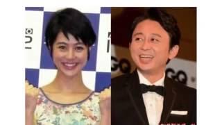 人気お笑いタレントの有吉弘行(42)とフリーアナウンサー夏目三久(...