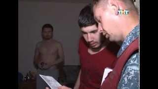В одно из общежитий СГУ наведались сотрудники миграционной службы