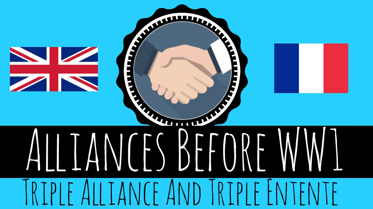 triple alliance and triple entrente What's the difference between the triple alliance/triple entente and the central powers/allied powers - 1602343.