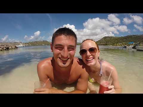 Carly & Frankie Take Antigua 2015 (Antigua St.James Club Resort)