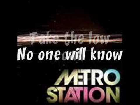 Metro Station Control With Lyrics