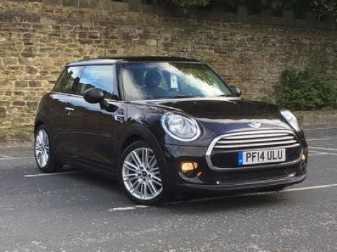 Mini Cooper 1.5 over £4000 in extras for sale at Peter Watson (Skipton) Ltd