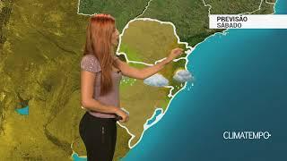 Previsão Sul - Ar mais úmido