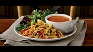 How To Make La Madeleine's Bowtie Pasta Salad -