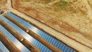 Промышленные солнечные электростанции от компании Рентехно(В ролике продемонстрированы некоторые промышленные солнечные электростанции от компании Рентехно. Суммар..., 2016-11-02T11:43:09.000Z)