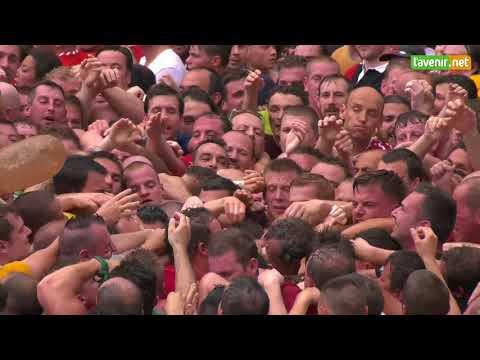 L'Avenir - Doudou de Mons 2018   Ambiance