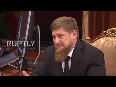 Russia: Gay prisons in Chechnya