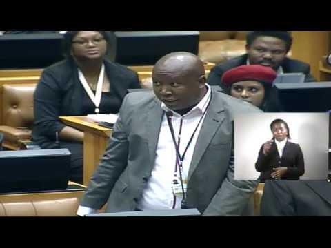 Plenary: National Assembly, 16 September 2014