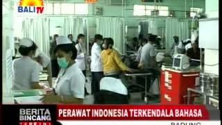 PERAWAT INDONESIA TERKENDALA BAHASA