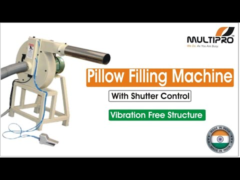 Fiber Filling Machine - Blower  Machine