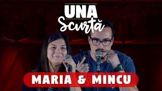 Una Scurtă - Episodul 5 (invitați Maria Popovici și Alexandru Minculescu)