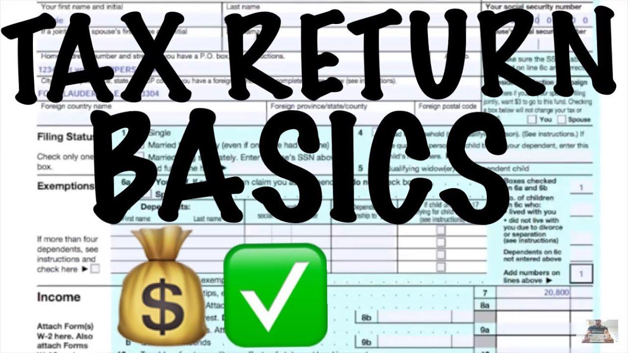 Tax return basics single filing status no dependents form tax return basics single filing status no dependents form 1040 personal return cpa strength falaconquin