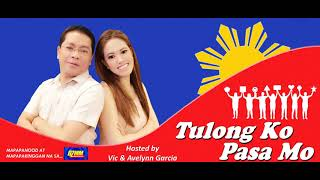 Tulong Ko Pasa Mo sa DZMM audio only intro (April 8, 2018)