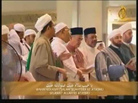 Selawat Maulidur Rasul ~ Ya Nabi Salam 'Alaika