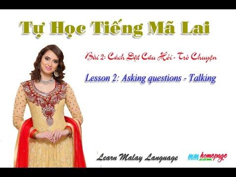 Giáo trình Complete Malay bài 2