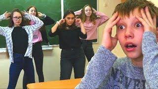 Что натворил Пашка в школе... ужас!!!
