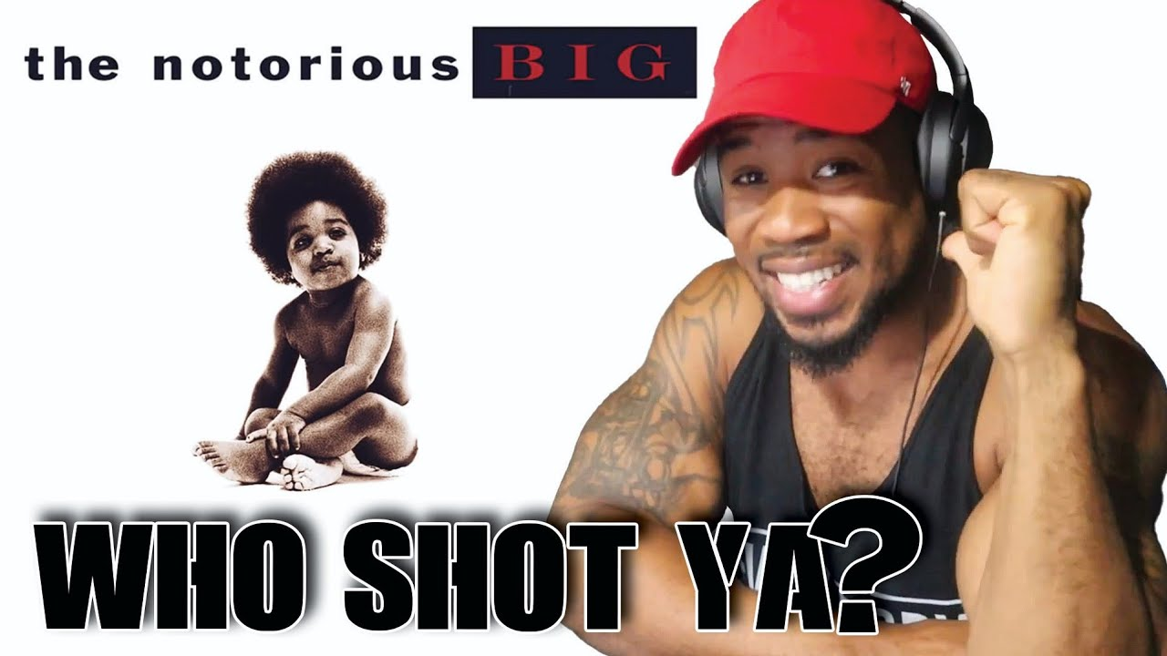 TBT - BIGGIE VS 2PAC - WHO SHOT YA? - REACTION!!
