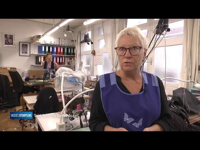 Modes d'emplois - Agnelle - Les gants de Steeve Mac Queen faits en région !