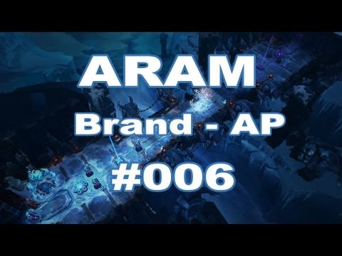 Let's Play League of Legends ARAM - Brand AP [German] [HD] - #006