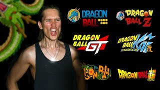 ALL DRAGON BALL OPENINGS 1986 2018 DB DBZ GT Kai Super