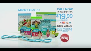 Miracle Miles Infomercial Preview!