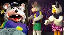 Top 10 Chuck E Cheese Animatronic Malfunctions | Chuck E. Cheese History