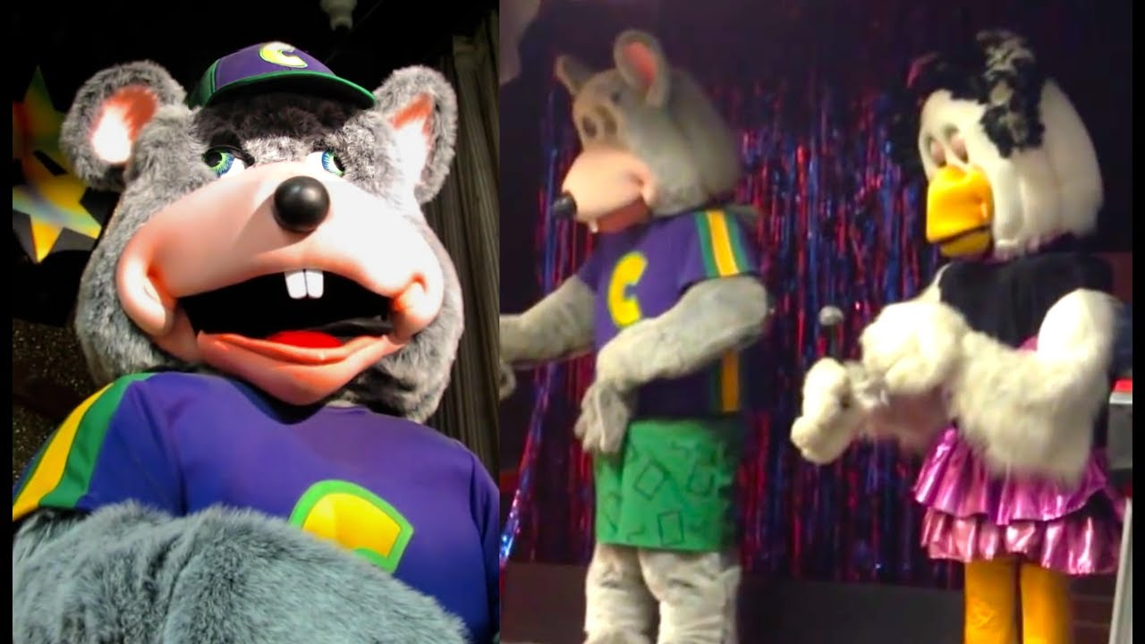 Chuck E Cheese: Top 10 Chuck E Cheese Animatronic Malfunctions