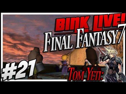 Final Fantasy VII (stream) #21 - Periscopes Down