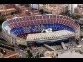 Estadios de Barcelona: Camp Nou, Cornellá el-prat, Montjuic / Barcelona Stadiums [IGEO.TV]