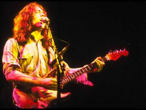 Rory Gallagher - Moonchild Best Live Performance
