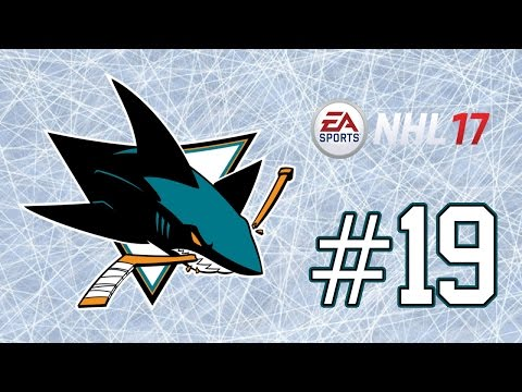 NHL 17 ~ San Jose Sharks GM Mode Commentary ~ #19 (Why Are We Winning?!)