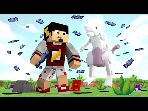 Minecraft: LIGA POKEMON #19 - DOCE RARO ‹ AM3NIC ›