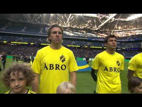 AIK-IFK Göteborg: Hyllningarna till Ivan Turina