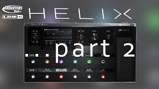 Line 6 Helix Does It Play Nice With Valve Amps?