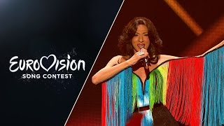 Dana International - Diva (LIVE) Eurovision Song Contest