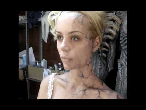 Special Effects Make Up of SPECIES: The Awakening
