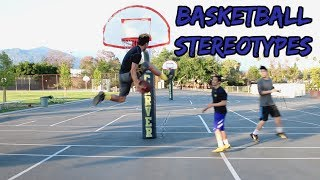 One of Hoop And Life's most viewed videos: Basketball Stereotypes!