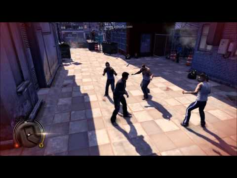 Sleeping Dogs- Dominating the martial arts club (PC)