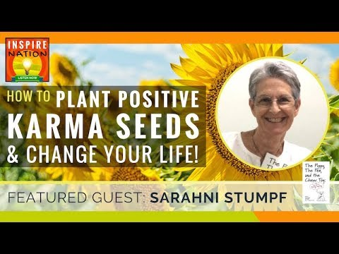 🌟  How to Plant Positive Karma Seeds & Change Your Life! | L
