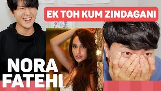 Download Mp3 Nora Fatehi Reaction By Korean | Ek Toh Kum Zindagani | Marjaavaan | Foreigner R Gudang lagu