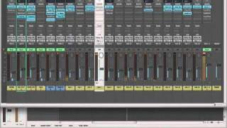 Reason 4 Logic pro vocal trance (FrauX - Sound Of My Dream)