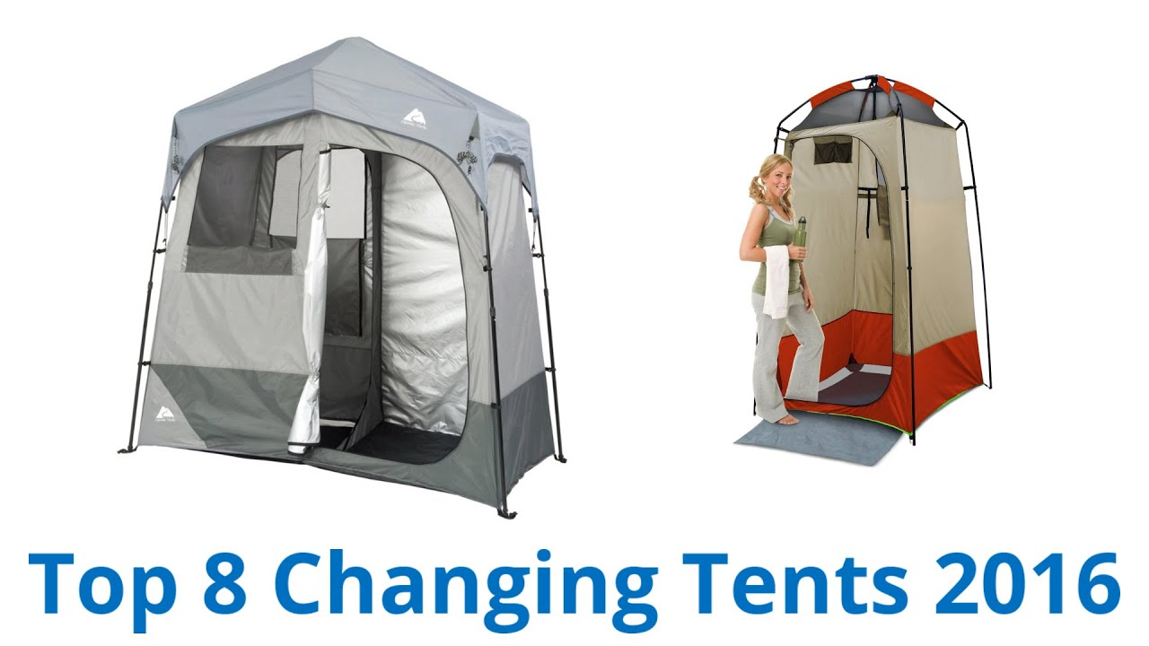 sc 1 st  YouTube & 8 Best Changing Tents 2016 - YouTube