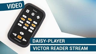 Produktvideo zu Daisy-Player Victor Reader Stream New Generation