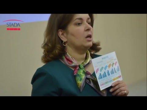 Штада Армения - Презентация с провизорами аптечной сети Альфа-Фарм 12.04.2016