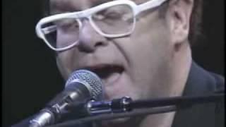 Elton John- Empty Garden (Live 1999)