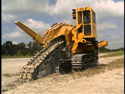 T1155 Trencher | Vermeer Underground Equipment